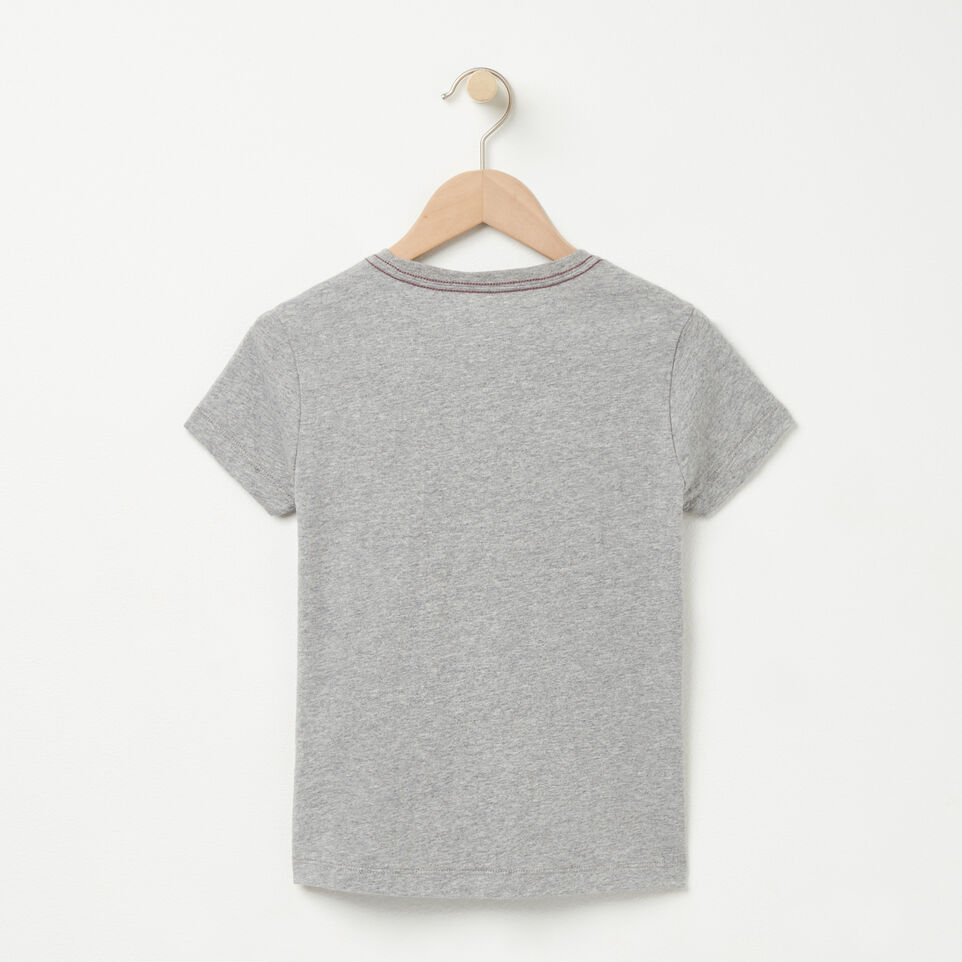 Roots-undefined-Girls Shoal Bay T-shirt-undefined-B