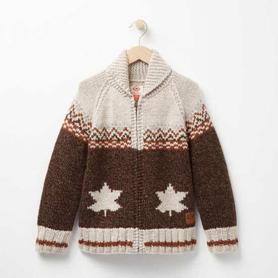 Kids Mary Maxim Sweater