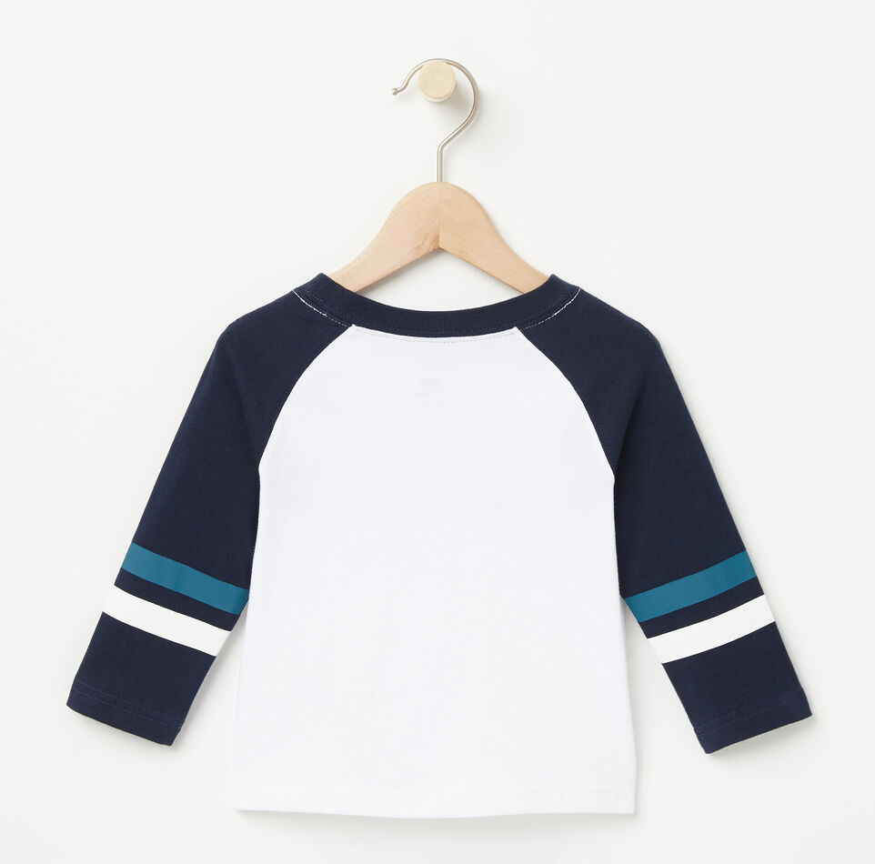 Roots-undefined-Baby Riley Baseball Top-undefined-B
