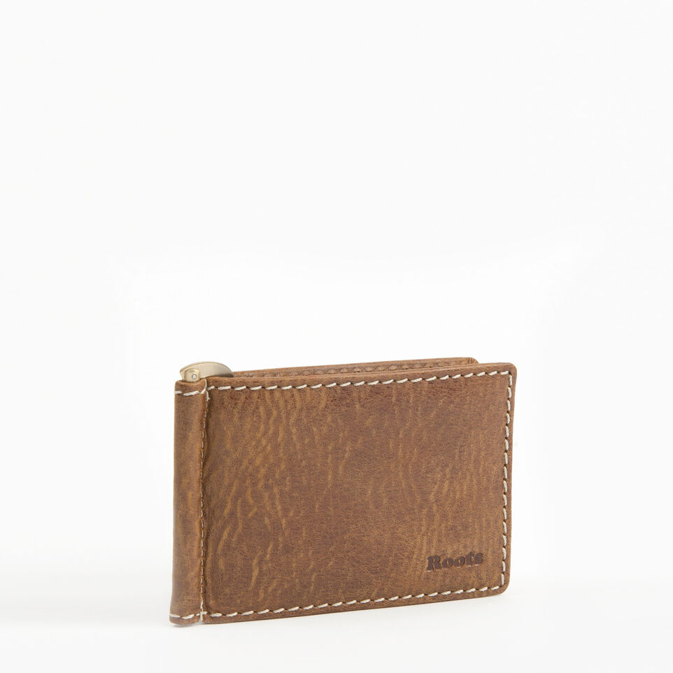 Roots-undefined-Mens Money Clip Tribe-undefined-D
