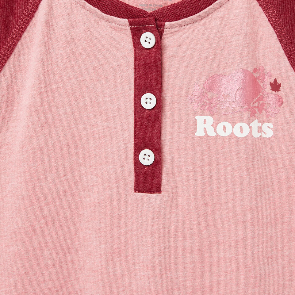 Roots-undefined-Filles Robe Raglan Rideau-undefined-C