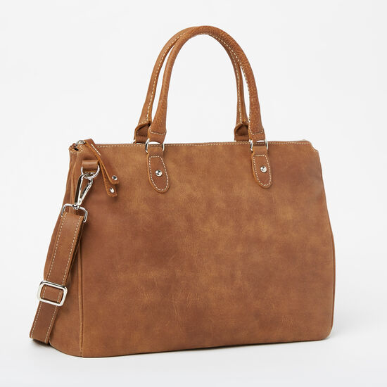 Roots-Leather Bestsellers-Grace Bag Tribe-Africa-A