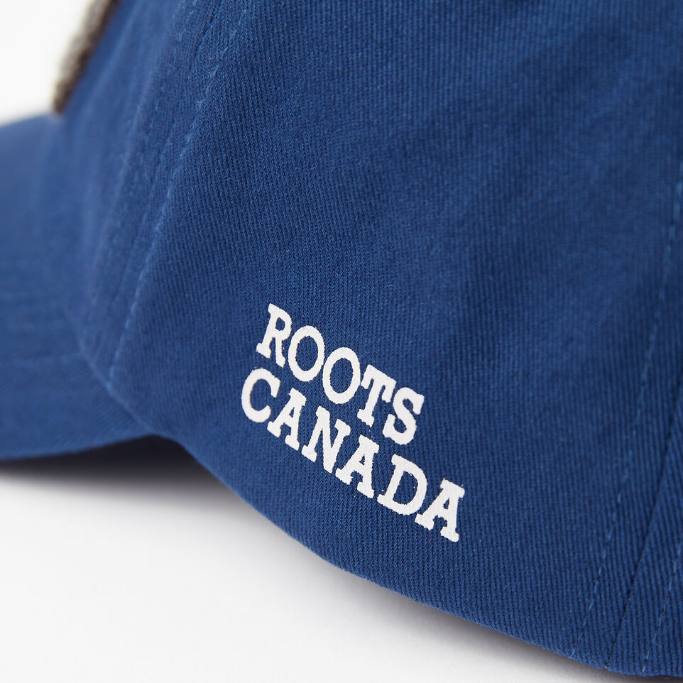 Roots-undefined-Tout-Petits Casquette Baseball Drap Chenille-undefined-C