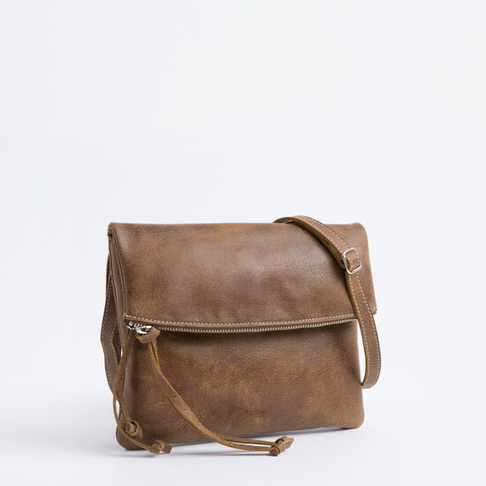 Roots-Women Mini Leather Handbags-Jessie Bag Tribe-Africa-A