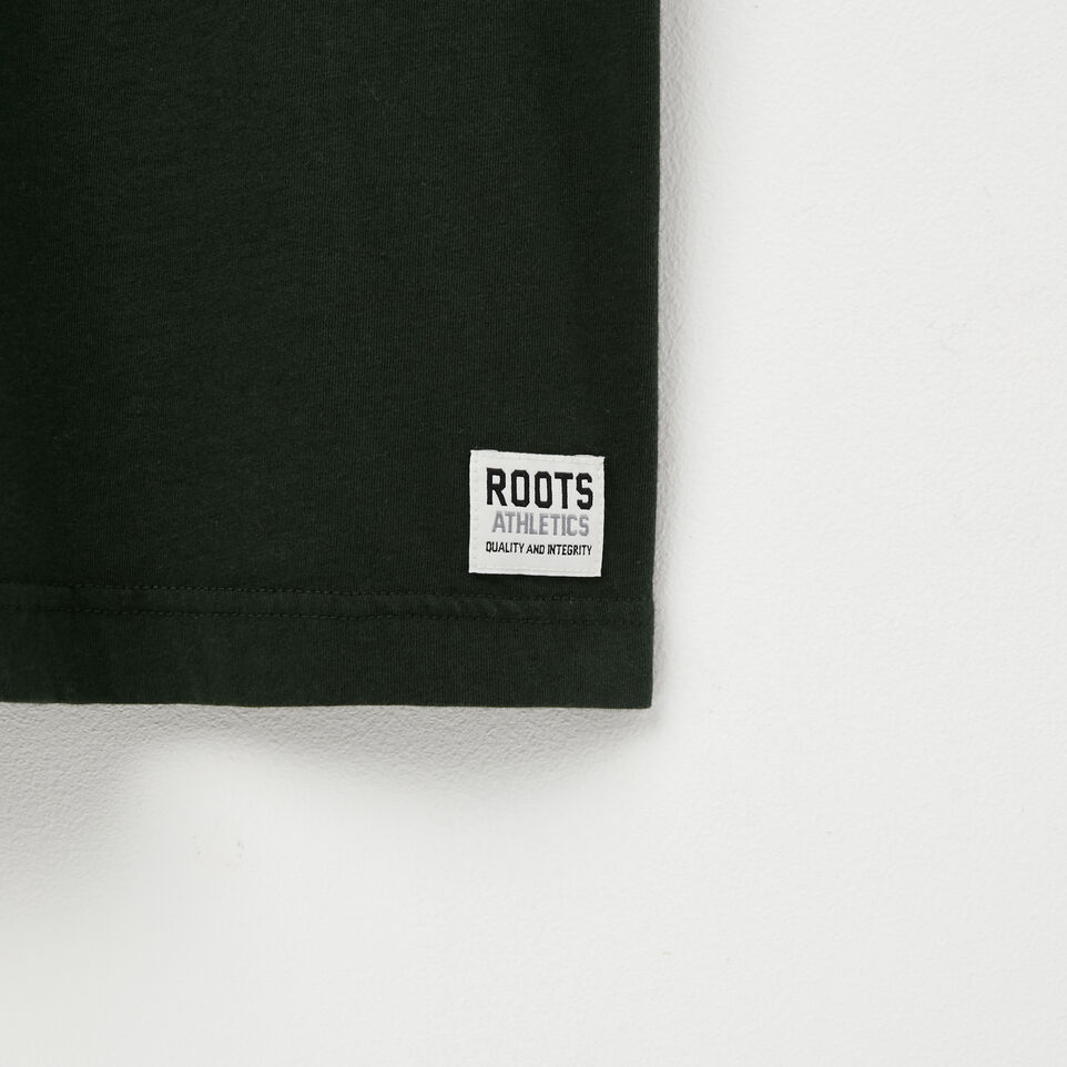 Roots-undefined-Beaver Pepper T-shirt-undefined-D