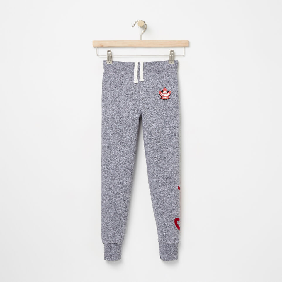 Roots-undefined-Girls Heritage Canada Slim Bottom-undefined-A