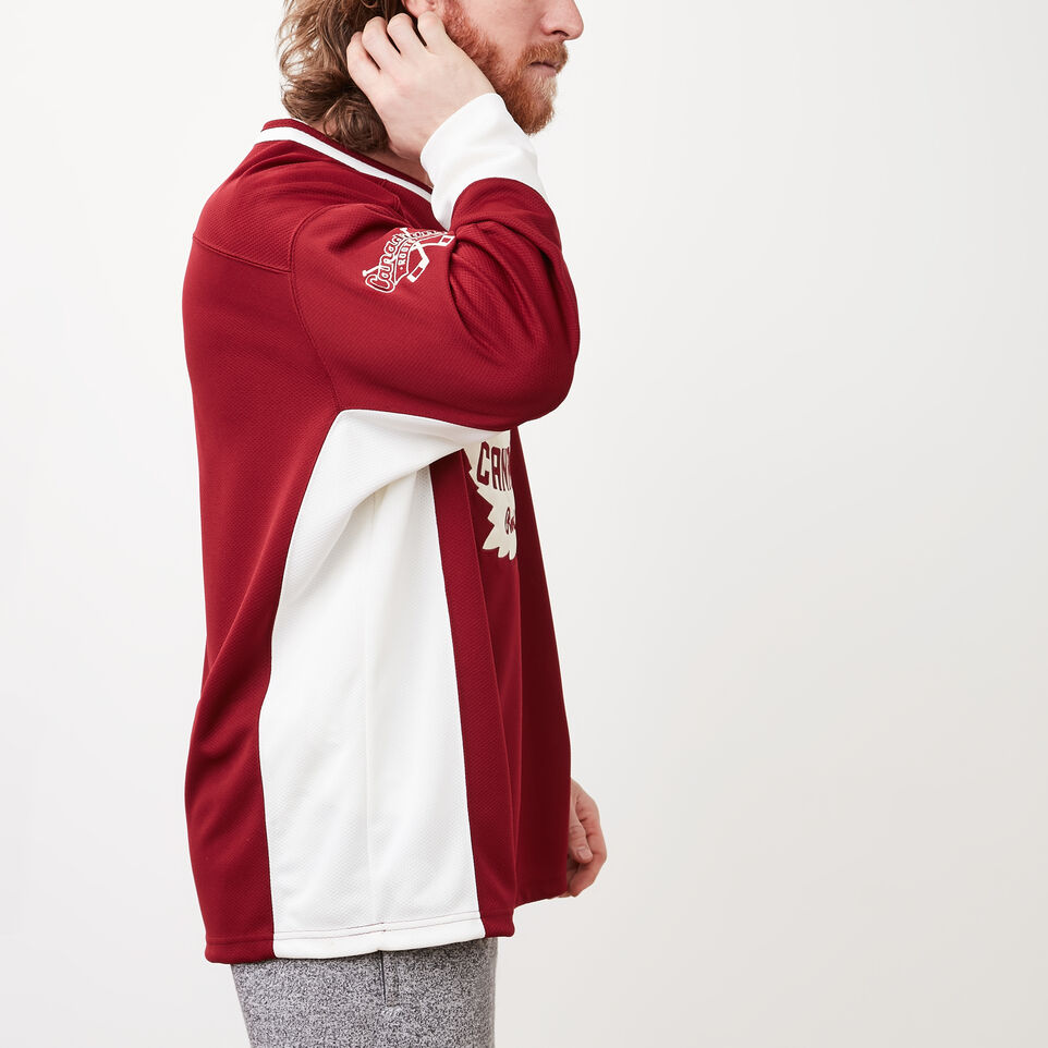 Roots-undefined-Unisex Roots Heritage Jersey-undefined-C