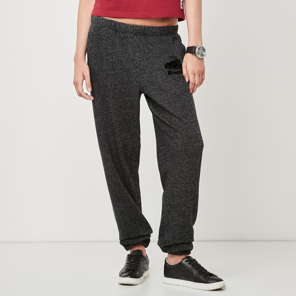Roots-undefined-Black Pepper Roots Sweatpants-undefined-B