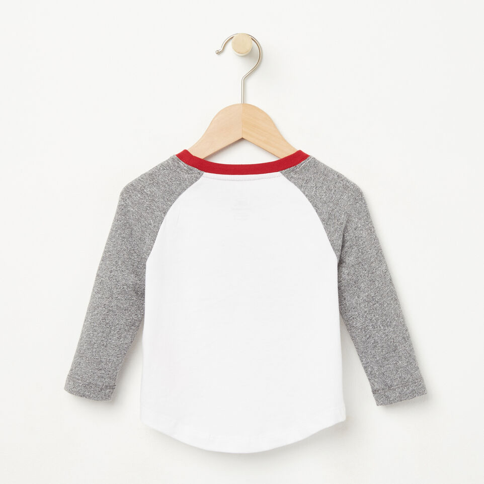 Roots-undefined-Baby Buddy Raglan Top-undefined-B