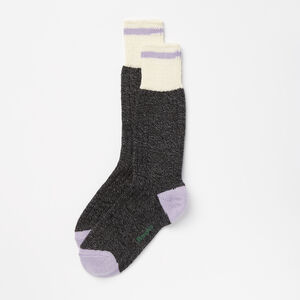 Roots-Women Socks-Womens Pop Cabin Sock 3 Pack-Wisteria-A