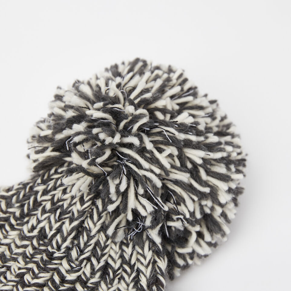 Roots-undefined-Chunky Cabin Pom Pom Toque-undefined-E