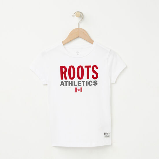 Girls Roots Re-issue T-shirt