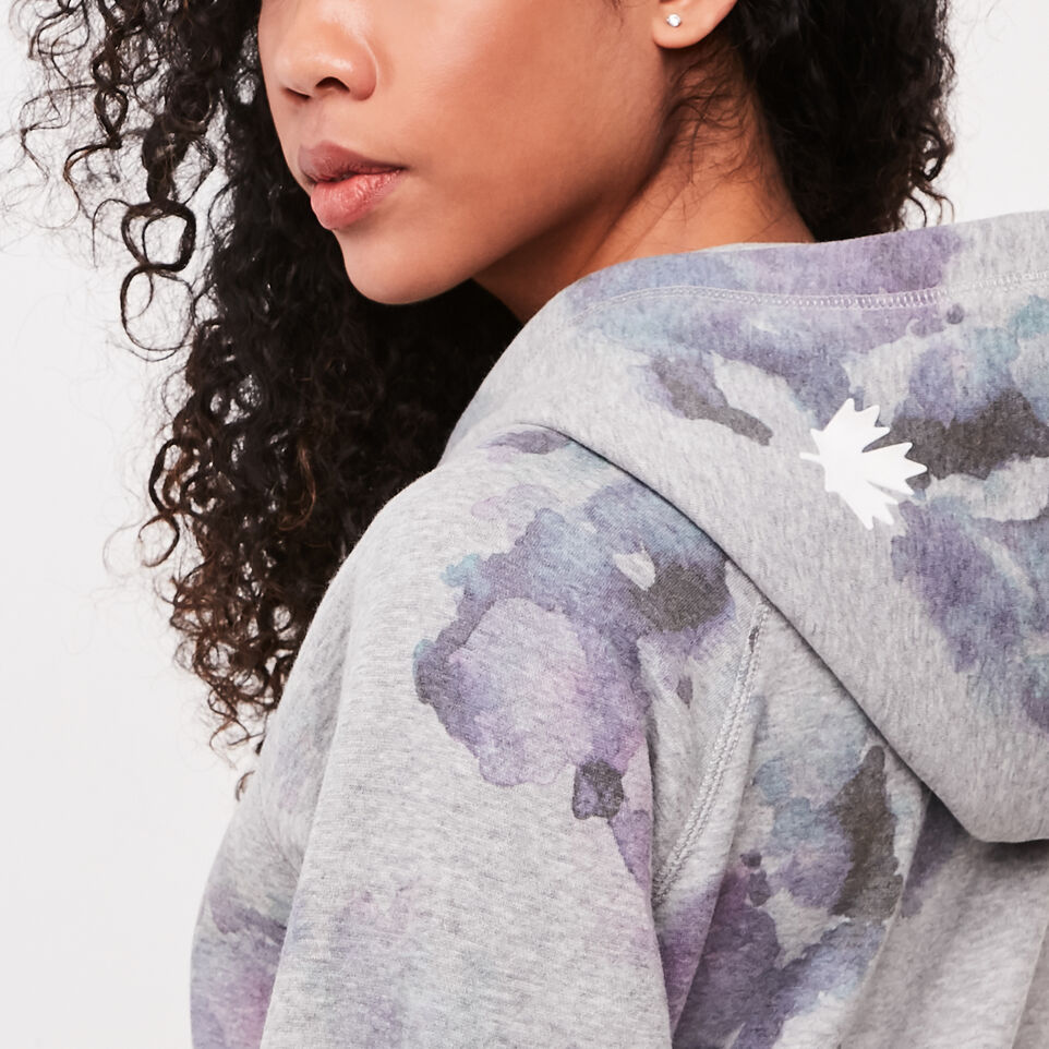 Roots-undefined-Water Colour Full Zip Hoody-undefined-C