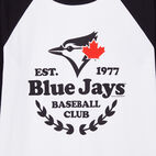 Roots-undefined-T-shirt Baseball Ag Blue Jays-undefined-C