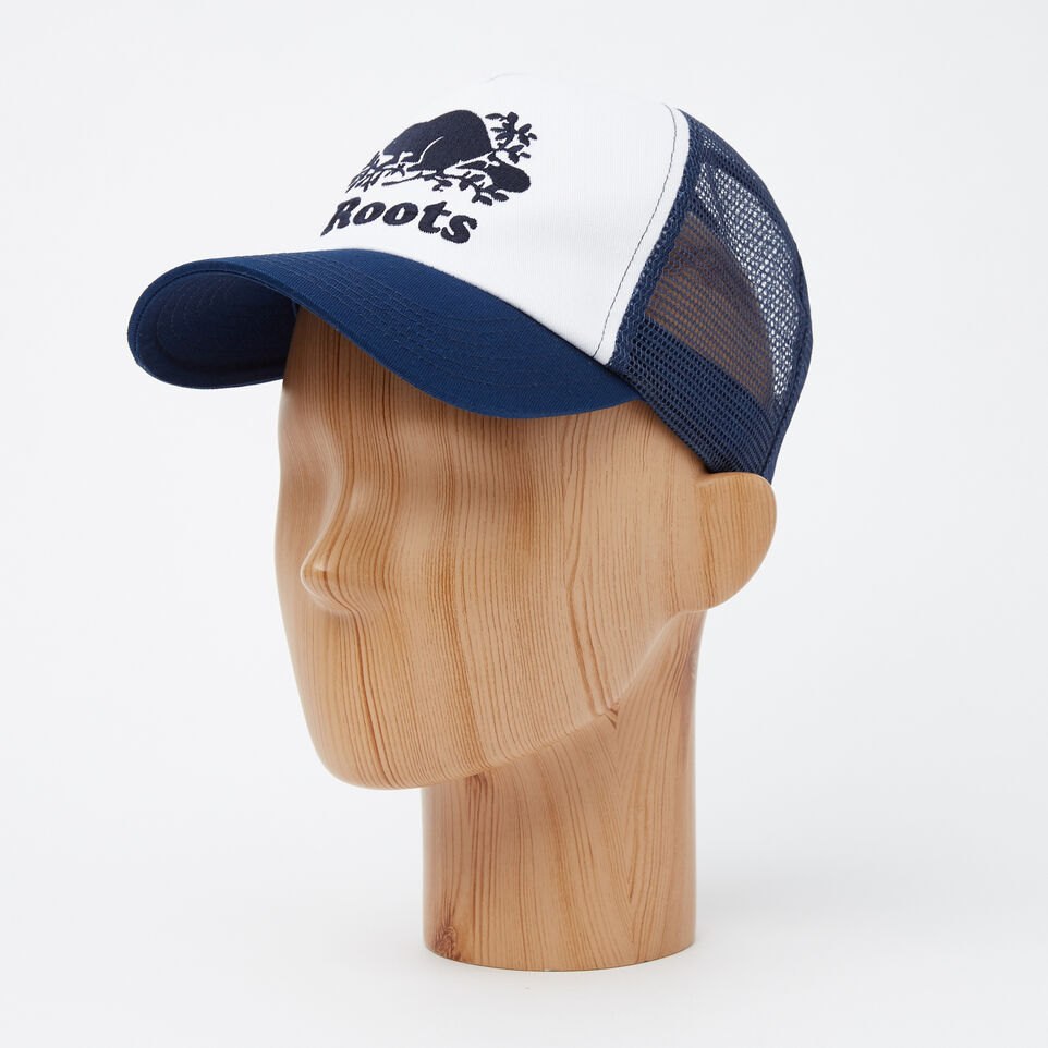 Roots-undefined-Kids Cooper Trucker Hat-undefined-B