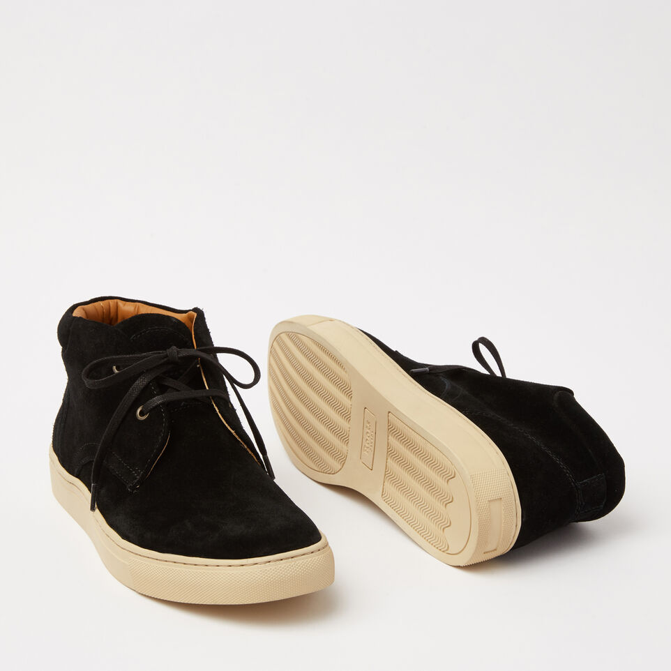 Roots-undefined-Raymond Sneaker Suede-undefined-E