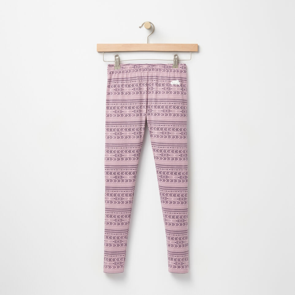 Roots-undefined-Girls Sydney Printed Legging-undefined-A