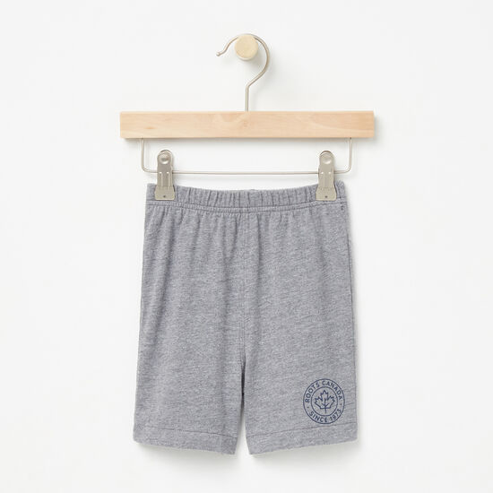 Roots-Sale Baby-Baby Moncton Shorts-Medium Grey Mix-A