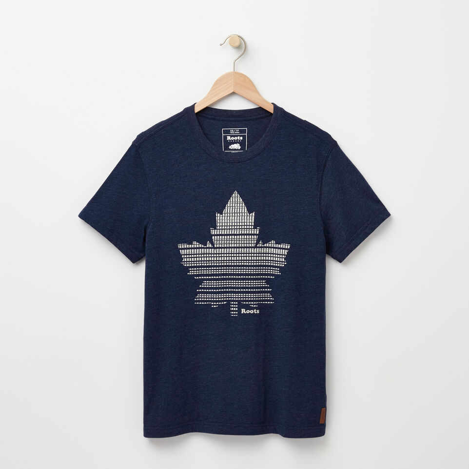 Roots-undefined-Humber Chainstitch T-shirt-undefined-A