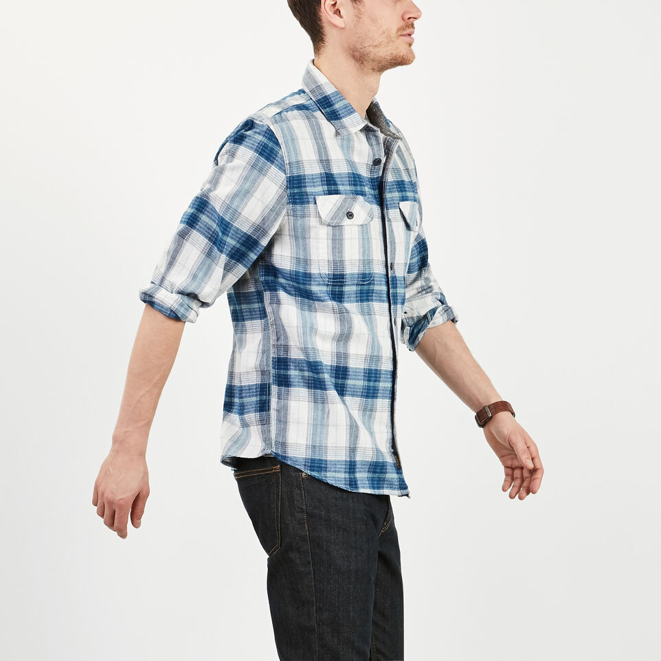 Roots-undefined-Bell River Plaid Shirt-undefined-A