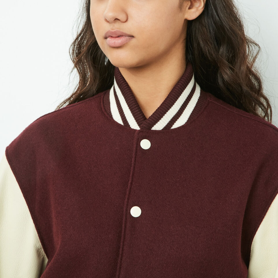 Roots-undefined-Womens Boyfriend Varsity Jacket-undefined-E