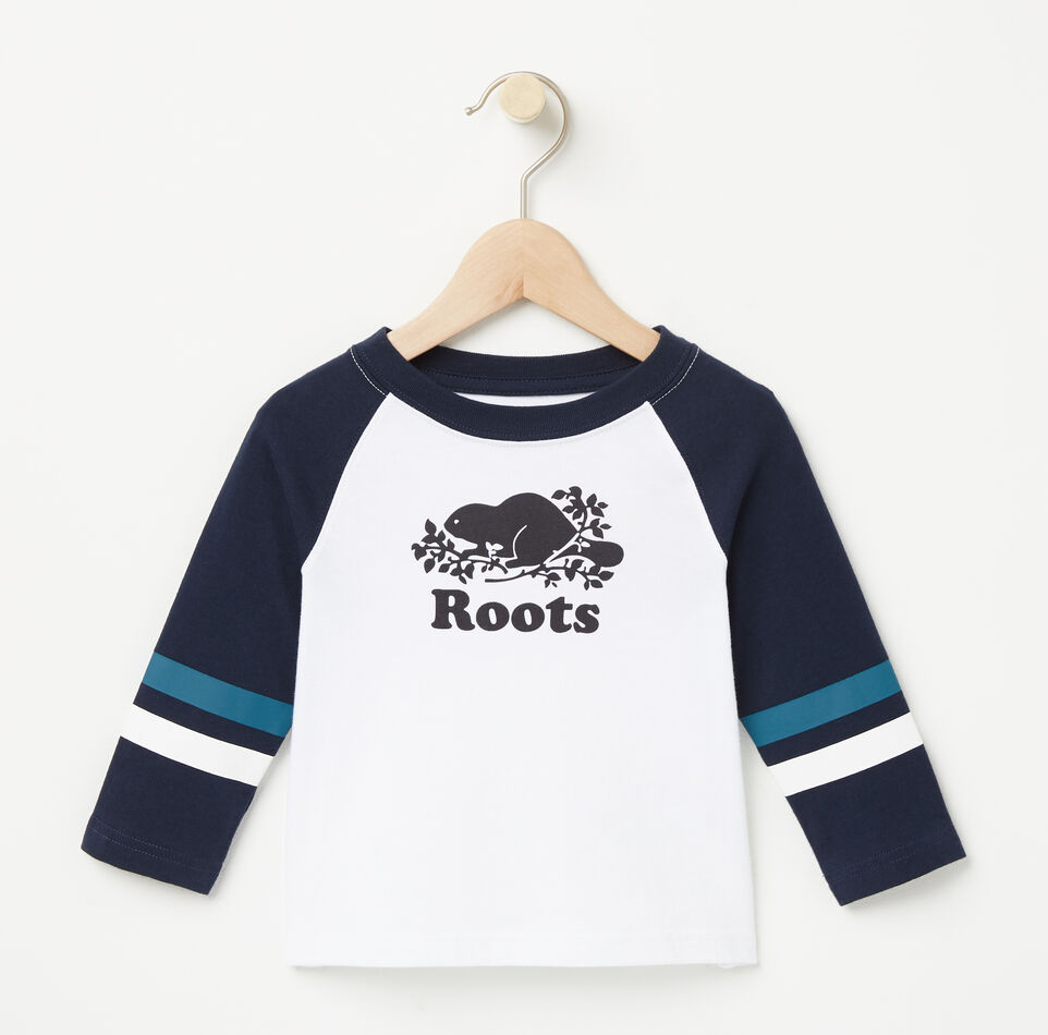 Roots-undefined-Baby Riley Baseball Top-undefined-A