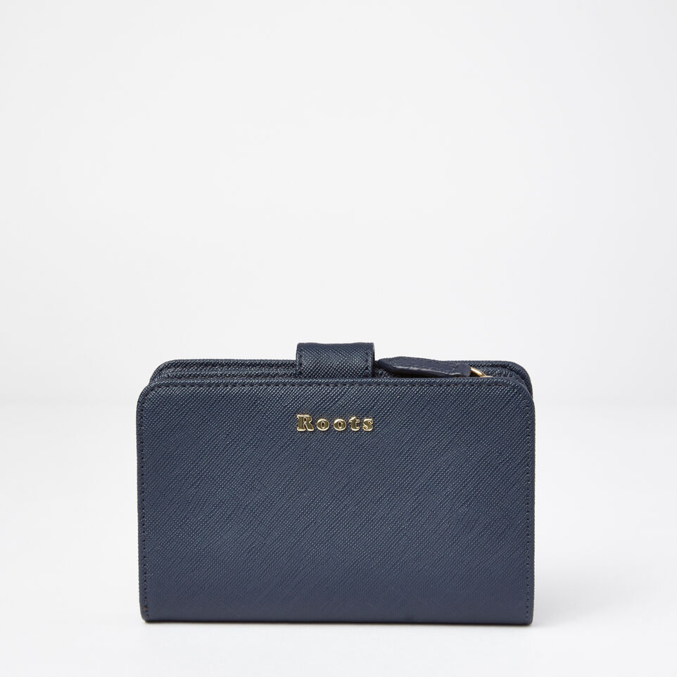 Roots-undefined-Bridget Wallet Saffiano-undefined-A