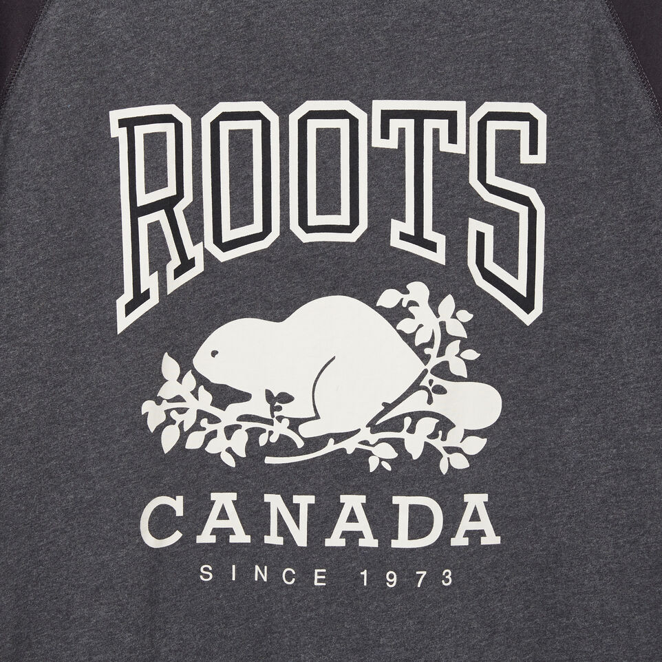 Roots-undefined-T-shirt style baseball RCC-undefined-D
