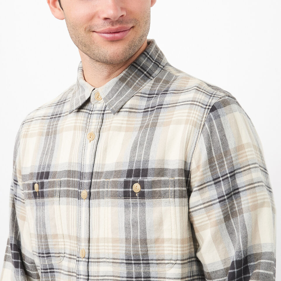 Roots-undefined-Mackinaw Flannel Shirt-undefined-C
