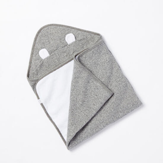 Baby's First Roots Hooded Towel