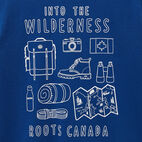 Roots-undefined-Garçons T-shirts Wilderness Pack-undefined-C