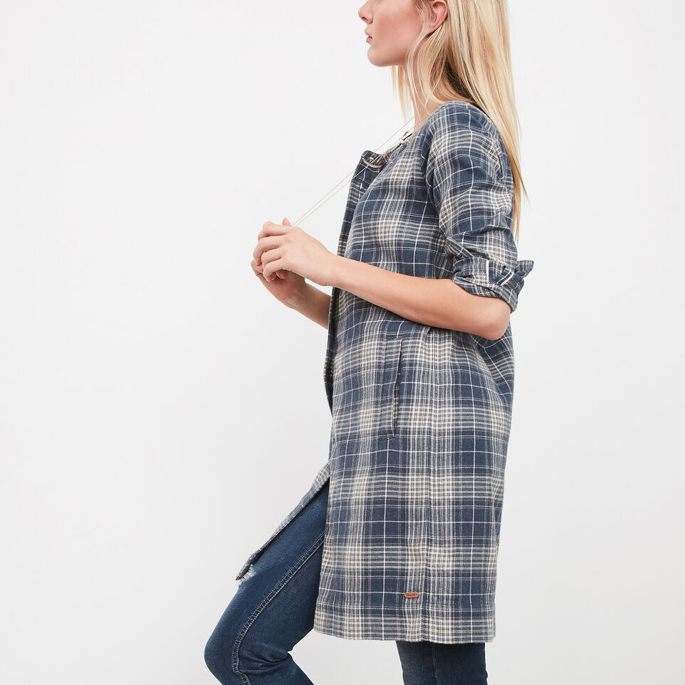 Roots-undefined-Kelowna Plaid Tunic-undefined-B