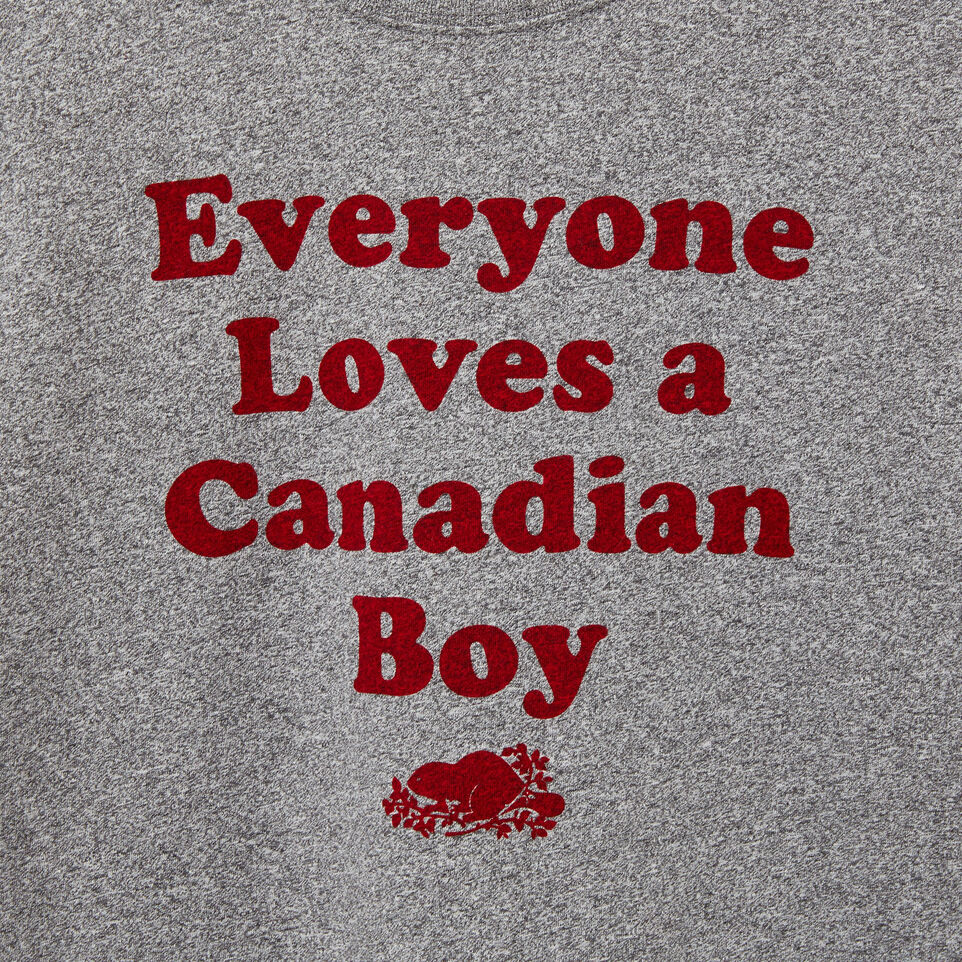 Roots-undefined-Garçons T-shirt Canadian Boy-undefined-C