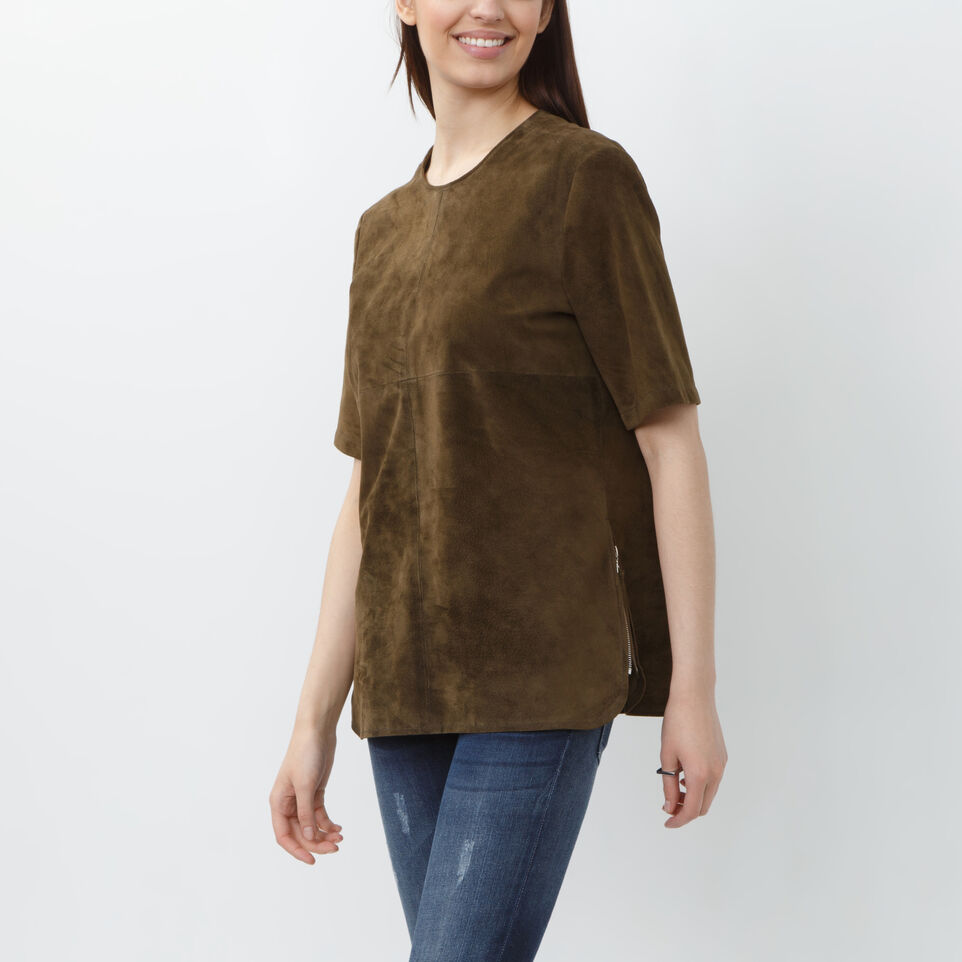 Roots-undefined-Suede Pullover-undefined-A