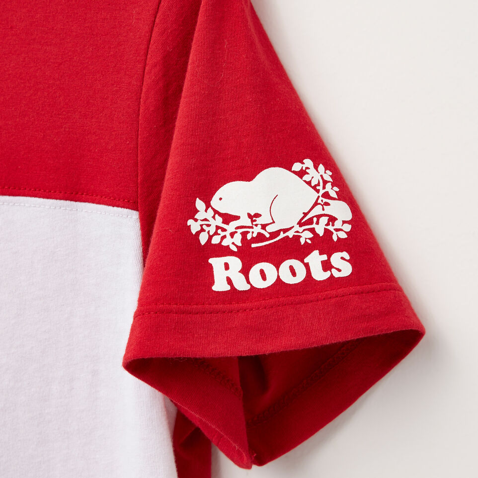 Roots-undefined-Womens Blazon T-shirt-undefined-D