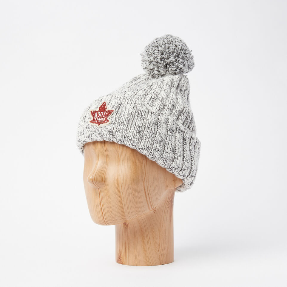 Roots-undefined-Enfants Tuque Pompon Renard Neiges-undefined-B