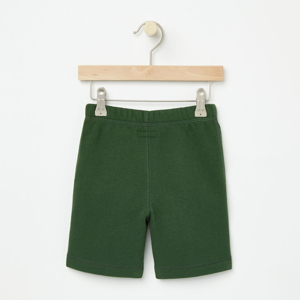 Roots-undefined-Toddler Original Athletic Shorts-undefined-B