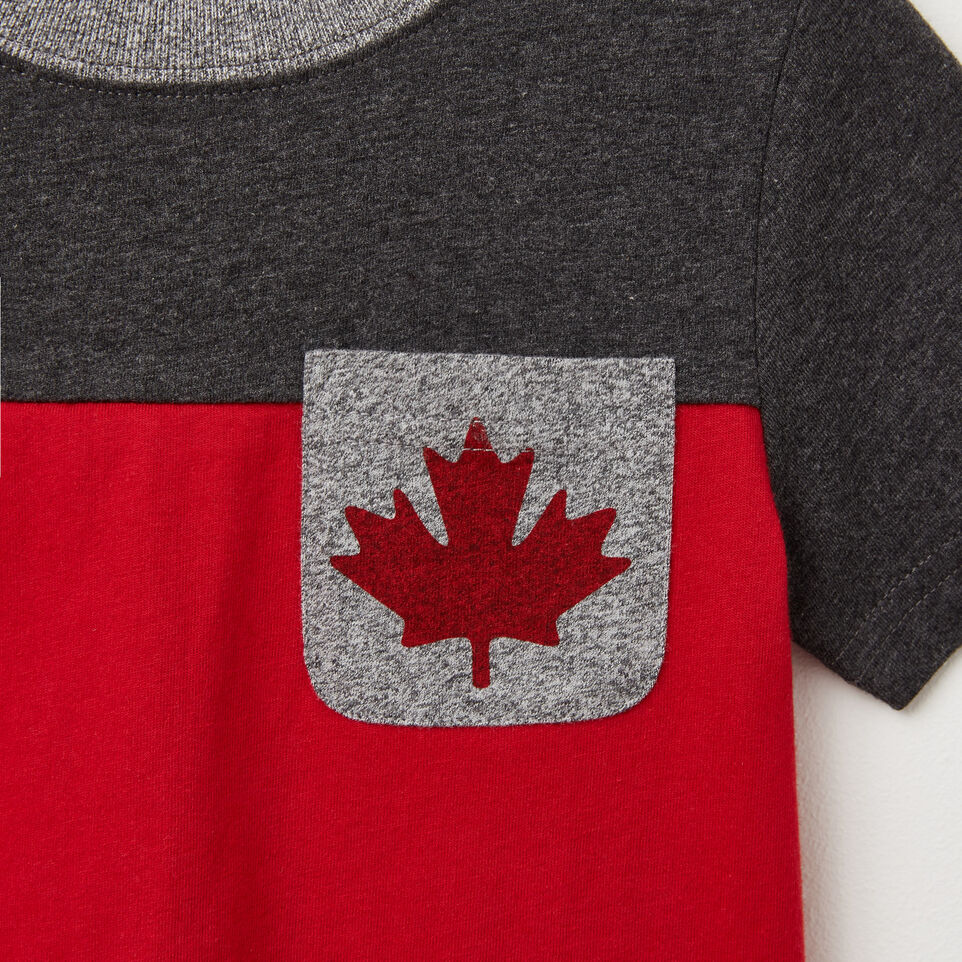 Roots-undefined-Toddler Canada Blocked Pocket Top-undefined-C