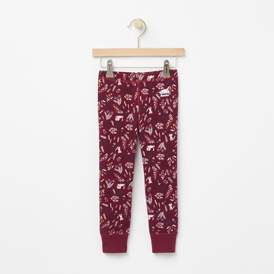 Roots-Kids Sweats-Toddler Original Cozy Legging-Rhododendron-A