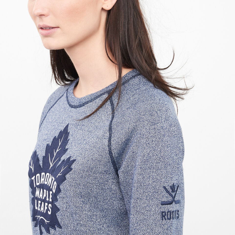 Roots-undefined-T.M.L Playmaker Crew Sweatshirt-undefined-C