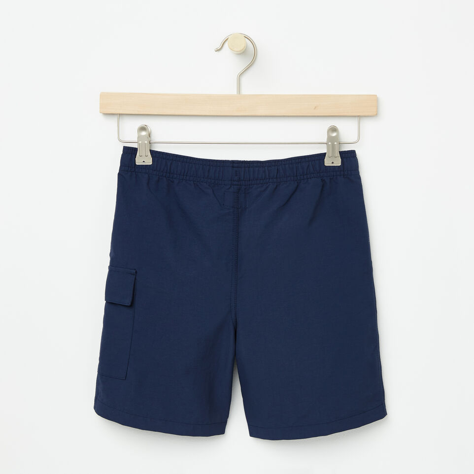 Roots-undefined-Garçons Short Camp Nylon-undefined-B
