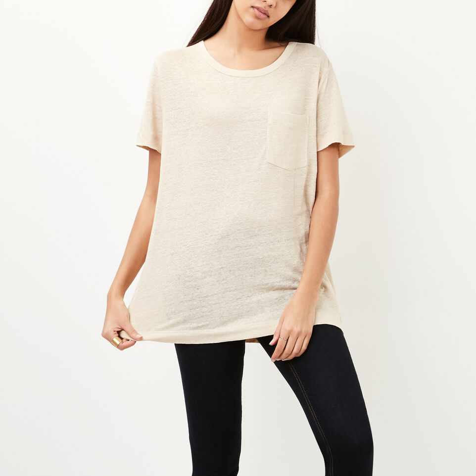 Roots-undefined-T-shirt Harbour-undefined-B