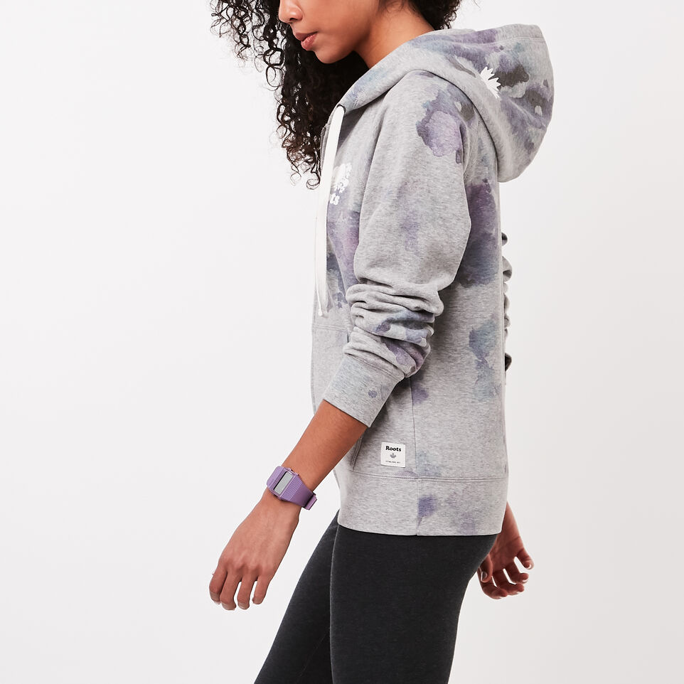 Roots-undefined-Water Colour Full Zip Hoody-undefined-B