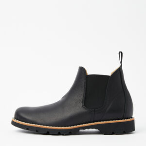 Roots-Footwear Men's Footwear-Mens Jodhpur Boot Salvador-Black-A