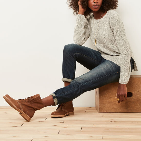 Roots-Women Sweaters & Cardigans-Snowy Fox Pullover-Snowy Fox-A