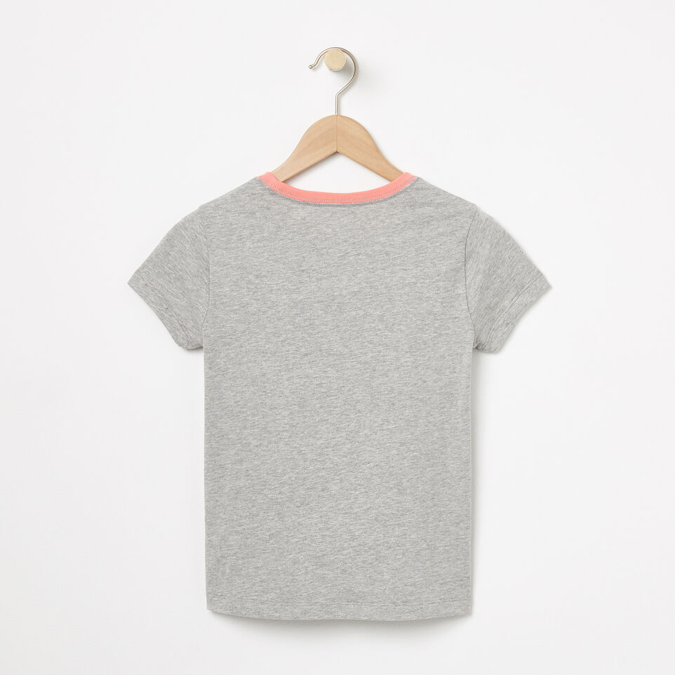 Roots-undefined-T-shirt Get Outside pour filles-undefined-B