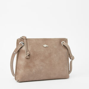 Roots-Leather Tribe Leather-Edie Bag Tribe-Fawn-A