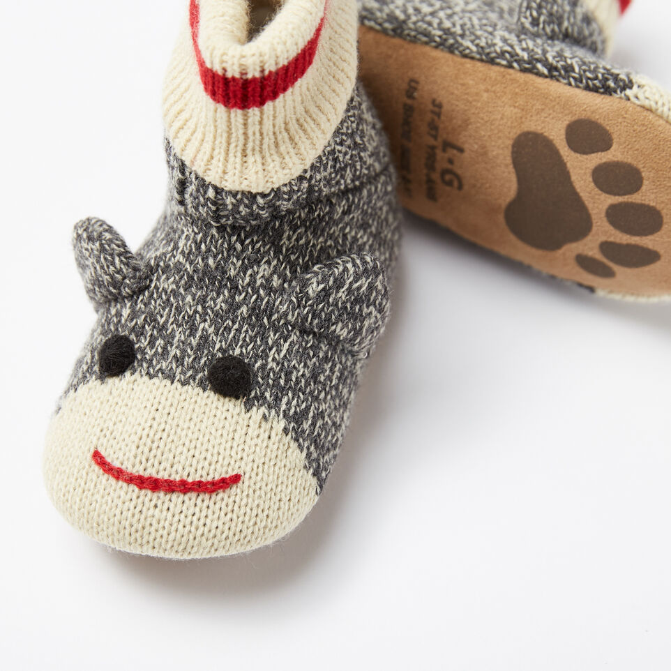 Roots-undefined-Toddler Cabin Monkey Slipper-undefined-C