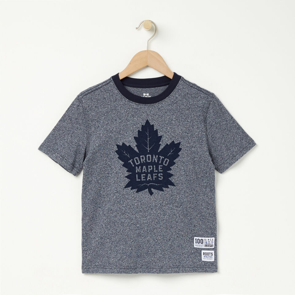 Roots-undefined-Boys TML Centennial T-shirt-undefined-A