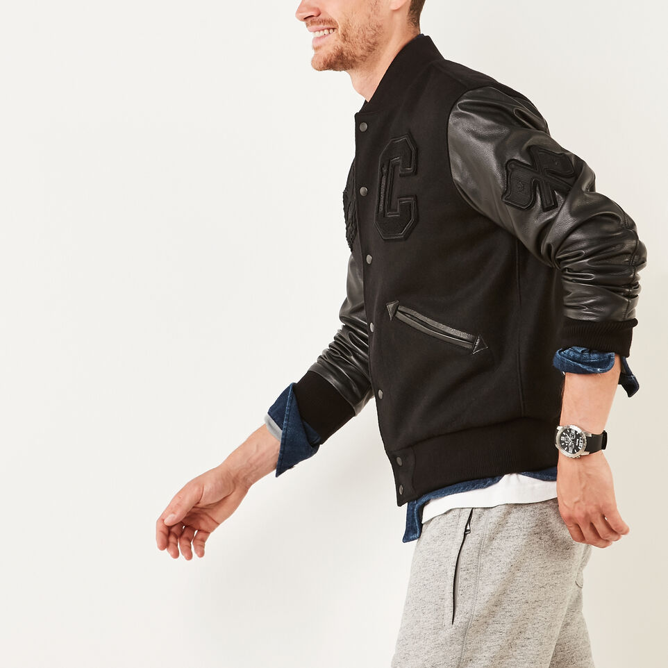 Roots-undefined-Gretzky Jacket Stealth-undefined-D